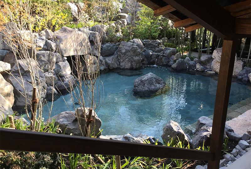 三木市大型リゾート施設内 Nの湯